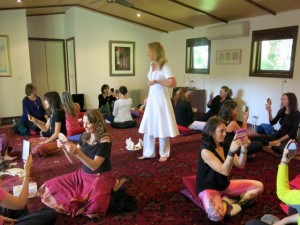 Depth and Transformation in the Spirit of Light Training