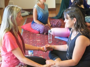 healing and meditation in Spirit of Light Training