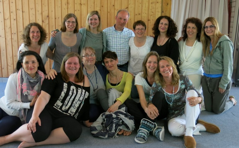 SOL Spirit of Light Training Stuttgart Germany Mai 2016