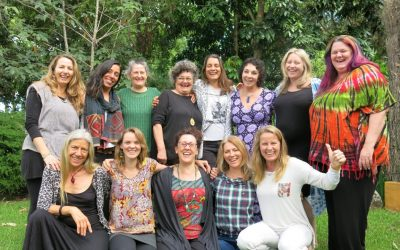 SOL Spirit of Light training Part 2 Mullumbimby  October 2017