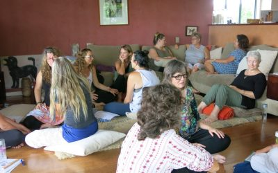 SOL Spirit of Light Deepening / Relating Intimately, Mullum February 2018