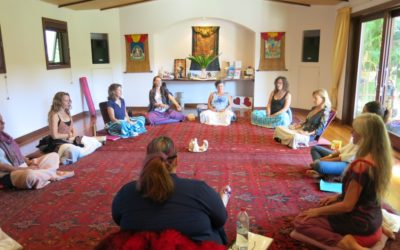SOL Spirit of Light Training part 4, March 2018, Mullumbimby