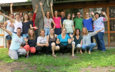 Frei Sein – Being Free Workshop Stuttgart June 2018