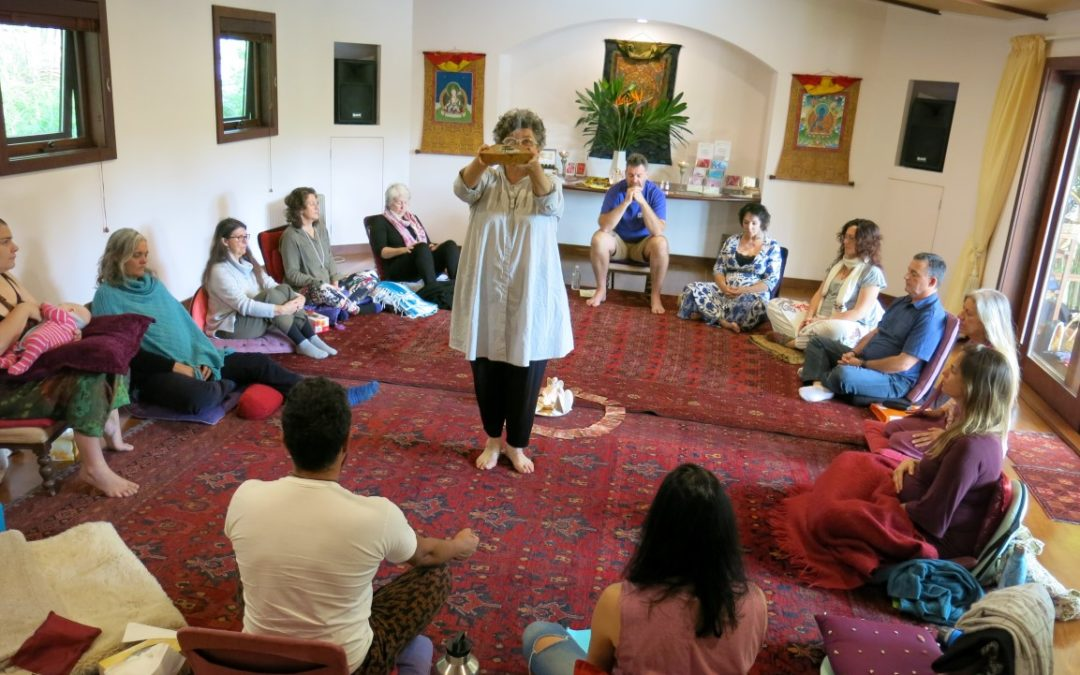 SOL Spirit of Light Training Part 1, Mullumbimby, September 2018