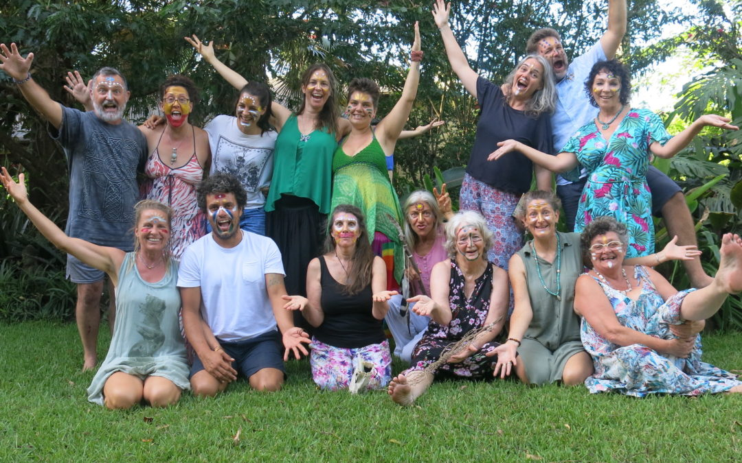 SOL Spirit of Light Training Part 3, February 2019, Mullumbimby Australia