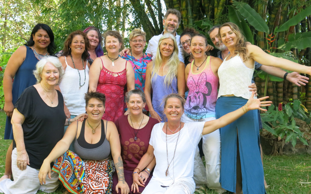 SOL Spirit of Light Deepening March 2019, Mullumbimby Australia