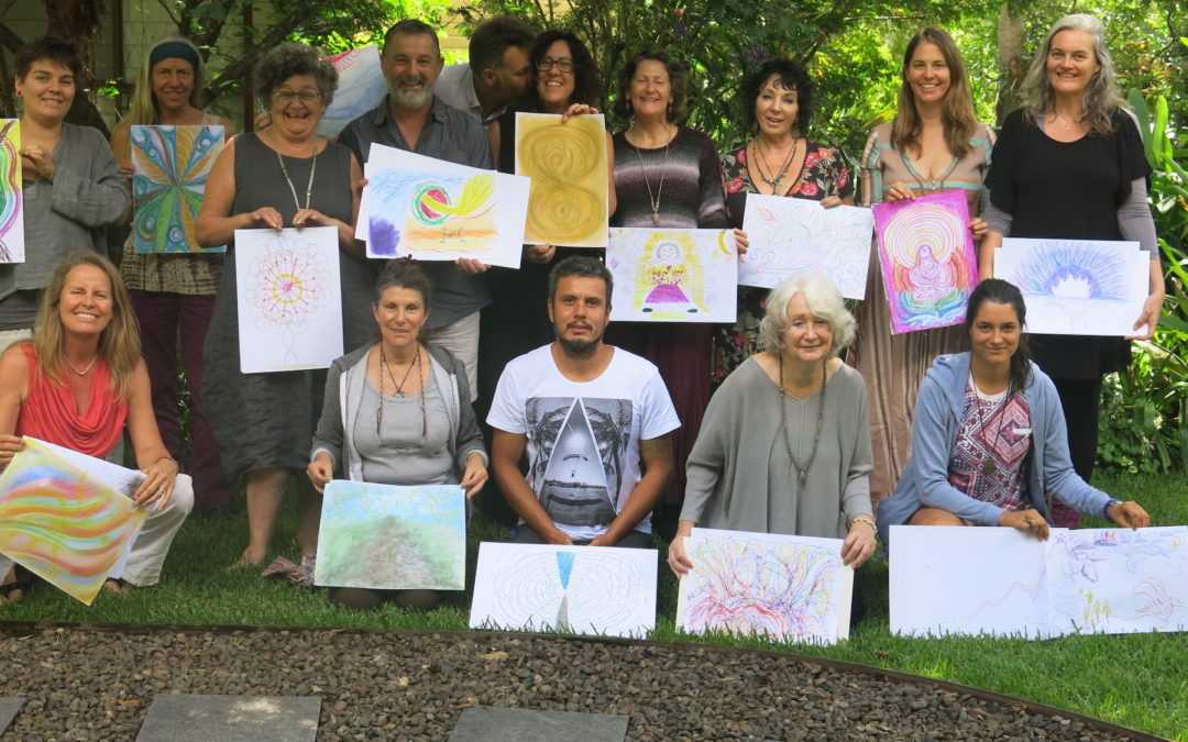 SOL Spirit of Light Training, Part 4, April 2019