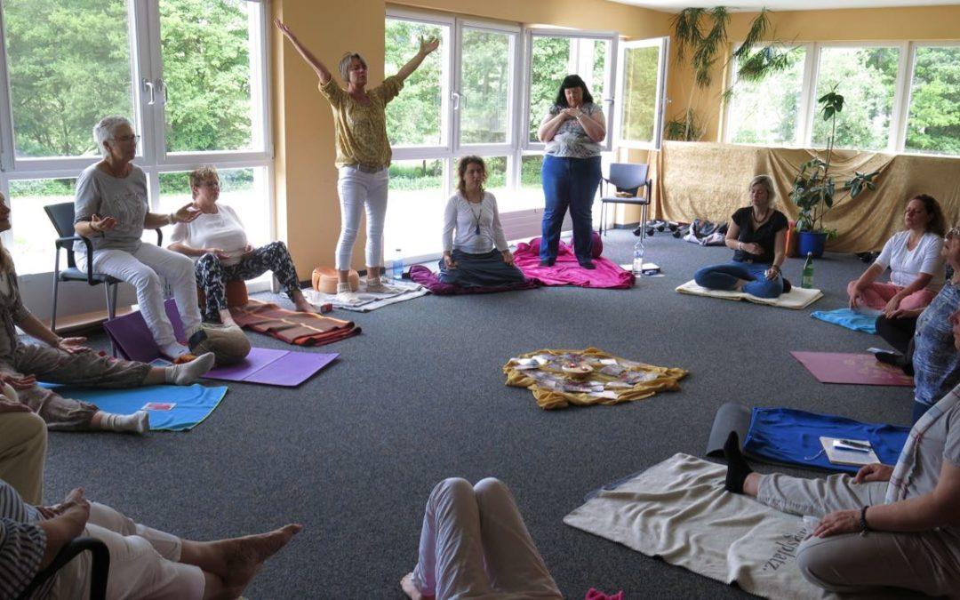 Frauen (Selbst) Liebe Workshop in Büdingen Juni 2019