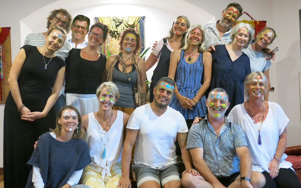 SOL Spirit of Light Training Part 3, Mullumbimby, February 2020